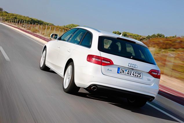 Ищем изменения в самой массовой модели Audi. Фото 1