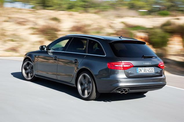 Ищем изменения в самой массовой модели Audi. Фото 4