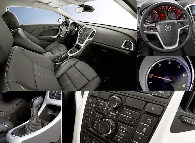 """Выясняем, чем """"трехдверка"""" Opel Astra отличается от """"пятидверки"""". Фото 4"""