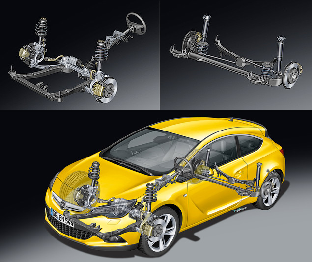 """Выясняем, чем """"трехдверка"""" Opel Astra отличается от """"пятидверки"""". Фото 6"""