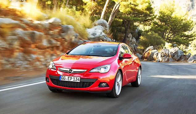 """Выясняем, чем """"трехдверка"""" Opel Astra отличается от """"пятидверки"""". Фото 7"""