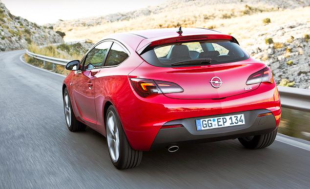 """Выясняем, чем """"трехдверка"""" Opel Astra отличается от """"пятидверки"""". Фото 9"""