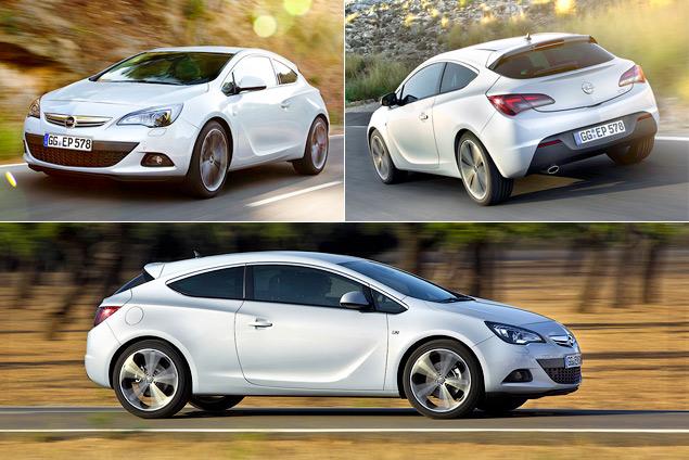 """Выясняем, чем """"трехдверка"""" Opel Astra отличается от """"пятидверки"""". Фото 11"""