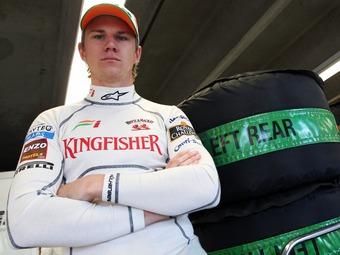 Нико Хюлькенберг вернется в Формулу-1 в 2012 году