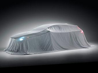 Компания Volvo опубликовала первую фотографию новой модели