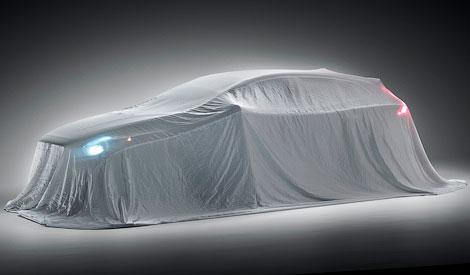 В Женеве шведы покажут пятидверный хэтчбек, конкурирующий с BMW 1-Series и Audi A3 Sportback