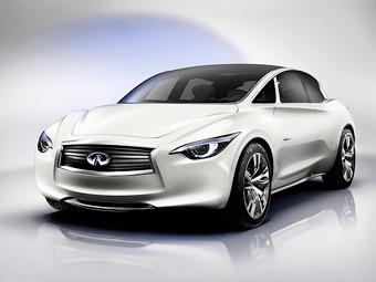Infiniti будет выпускать автомобили в Европе и Китае