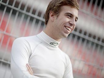 Команда Lotus предложила роль резервиста обладателю 13-го места в GP3