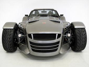 Голландцы вместе с Audi построили карбоновый родстер