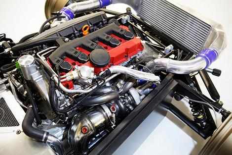 Спорткар Donkervoort D8 GT получил открытую модификацию с 400-сильным двигателем Audi