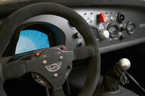 Спорткар Donkervoort D8 GT получил открытую модификацию с 400-сильным двигателем Audi. Фото 4