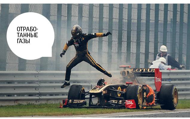 Двадцать самых обсуждаемых событий Формулы-1 уходящего года. Фото 8