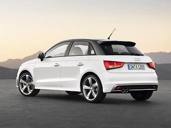 Названы российские цены на пятидверку Audi A1
