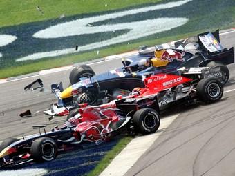 Владельцы фотоагентства захотели купить Формулу-1
