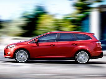 Ford начал продажи российских универсалов Focus