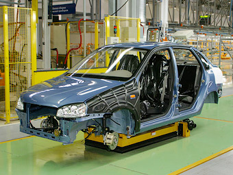 """""""АвтоВАЗ"""", Renault и Nissan наладят в России выпуск двигателей"""