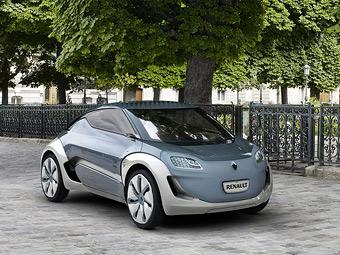 Электрокары Renault научат не бояться российской зимы