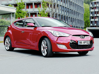 Асимметричный хэтчбек Hyundai появится в России в начале 2012 года