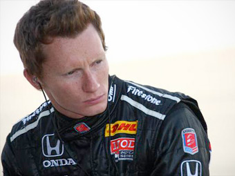 Майк Конвэй покинул команду Andretti серии INDYCAR