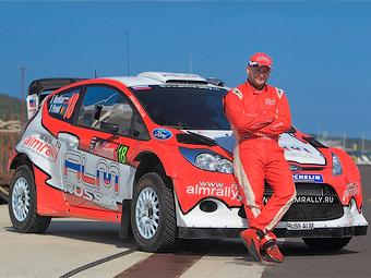 Евгений Новиков продолжит выступать в WRC на Ford