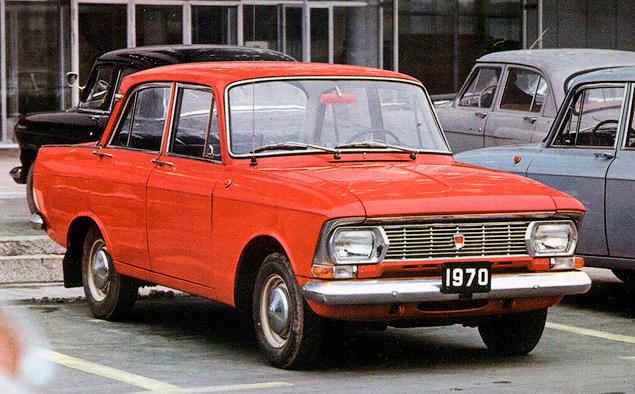 В 1964 году к власти приходит Брежнев, а на автомобильном рынке появляется новинка  «Москвич-408»