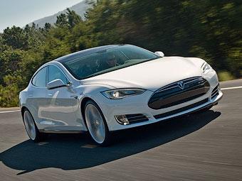 Tesla поделилась подробностями об электроседане Model S