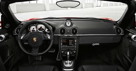 Спорткар Porsche Boxster нового поколения покажут в следующем году. Фото 1