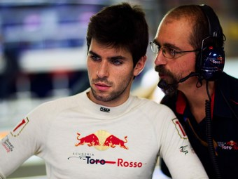 Хайме Альгерсуари начал переговоры с командой Mercedes AMG
