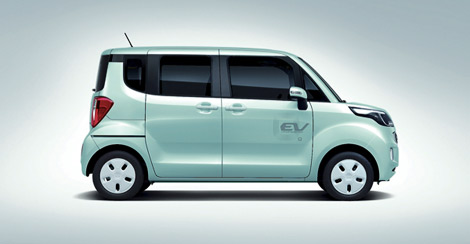 Компактвэн Kia Ray EV сможет проехать на электротяге 139 километров
