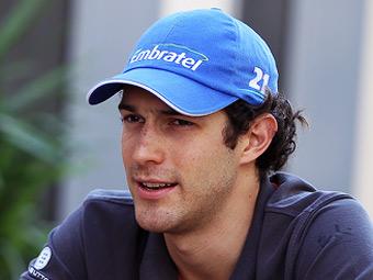 Бруно Сенна побывал на базе команды Williams Формулы-1