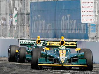 Команда KV серии INDYCAR выставит три машины в новом сезоне