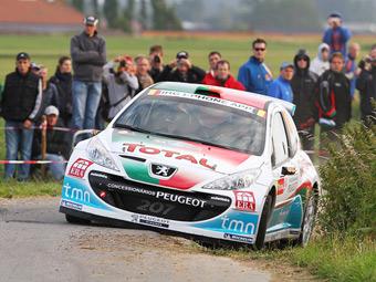 Peugeot усовершенствует свой раллийный автомобиль