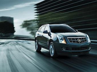 Cadillac отзовет 20 тысяч кроссоверов SRX по всему миру