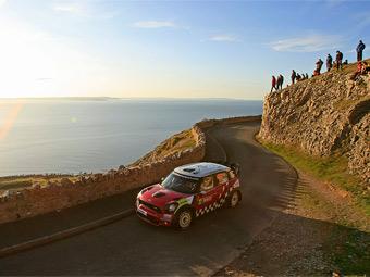 MINI проведет десять гонок в сезоне WRC 2012 года