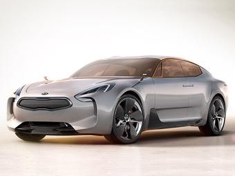 Kia превратит концепт GT в купе и универсал