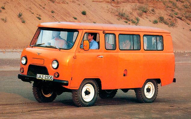 В 1972 году на смену «газику» (ГАЗ-69) приходит более крупный и мощный «уазик» (УАЗ-469)