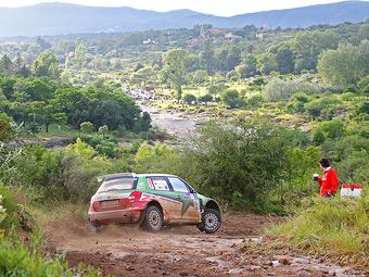 Ралли Аргентины станет самой протяженной гонкой WRC