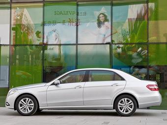 Китайский длиннобазный Mercedes-Benz E-Class пойдет на экспорт