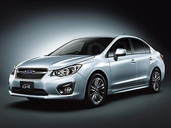 """Subaru покажет в январе предвестника новой спортивной """"Импрезы"""""""
