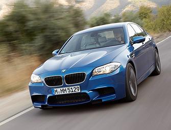 BMW M5 оказался на 14 лошадиных сил мощнее заявленного