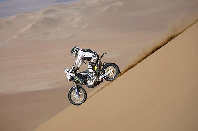 """Ралли-рейд """"Дакар"""" 2012 года остался без действующих победителей. Фото 1"""