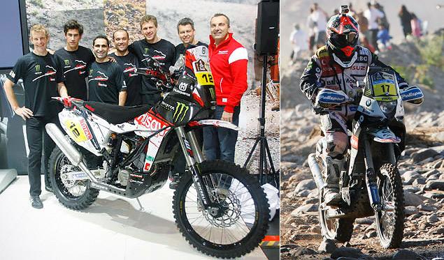 """Ралли-рейд """"Дакар"""" 2012 года остался без действующих победителей. Фото 2"""
