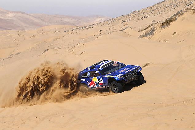 """Ралли-рейд """"Дакар"""" 2012 года остался без действующих победителей. Фото 3"""