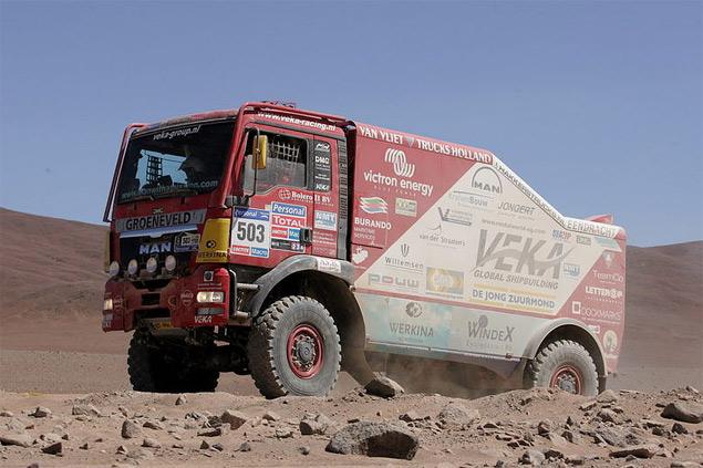 """Ралли-рейд """"Дакар"""" 2012 года остался без действующих победителей. Фото 5"""