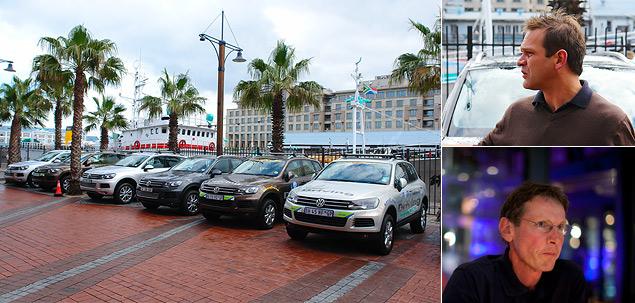 Путешествуем по ЮАР на Volkswagen Touareg. Фото 2