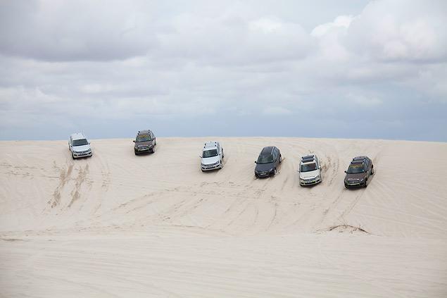 Путешествуем по ЮАР на Volkswagen Touareg. Фото 4