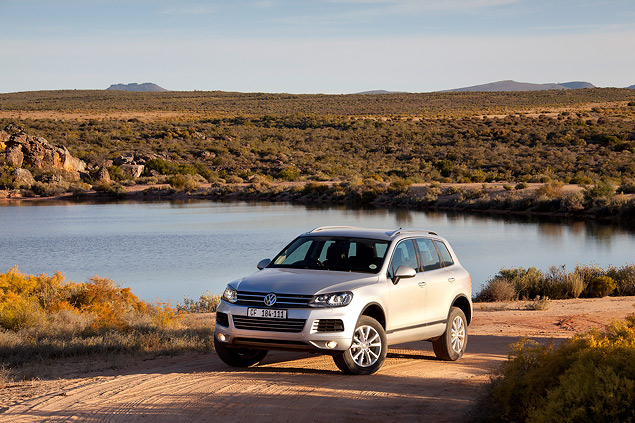 Путешествуем по ЮАР на Volkswagen Touareg. Фото 12