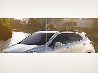 Новый Buick намекнет на маленький кроссовер Opel