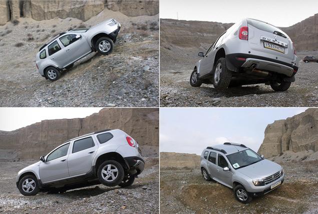 Восхищаемся качествами бюджетного кроссовера Renault Duster. Фото 2