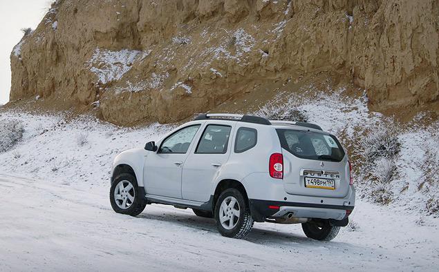 Восхищаемся качествами бюджетного кроссовера Renault Duster. Фото 3